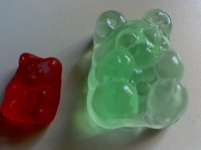 how to make vodka soaked gummy bears